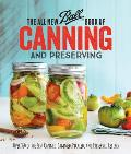 All New Ball Book Of Canning & Preserving Over 200 of the Best Canned Jammed Pickled & Preserved Recipes