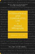 International and Comparative Law: A Personal Bibliography