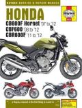 Honda CB600F Hornet, CBF600 & CBR600F Service and Repair Manual