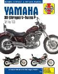 Yamaha XV (Virago) V-Twins '81 to '03