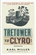 Tretower to Clyro: Essays