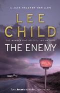 Enemy a Jack Reacher Thriller UK Edition