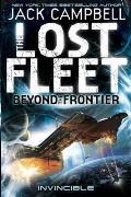Invincible Lost Fleet Beyond the Frontier Book 2 UK