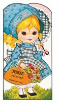 Josie and Her Doll: Press-Out Doll, Clothes to Cut Out & a Story to Read.