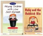 Helping Children with Low Self-Esteem & Ruby and the Rubbish Bin: Set