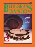 Mel Bays Bluegrass Banjo