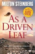 As A Driven Leaf With A New Foreword By David Wolpe
