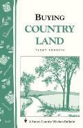 Buying Country Land Storey Publishing Bulletin A 67
