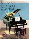 ALFREDS BASIC ADULT PIANO Lessons Book 3