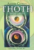 Large Thoth Crowley Tarot Card Deck