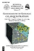 Geochemistry of Geologic Co2 Sequestration