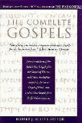 Complete Gospels Annotated Scholars Vers