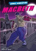 Macbeth Manga Shakespeare