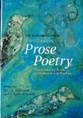 Rose Metal Press Field Guide to Prose Poetry