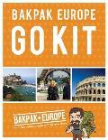Bakpak Europe Go Kit