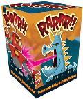 Rarrr! Boxed Kaiju Card Game