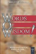 WoW (Words of Wisdom)