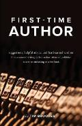 First-Time Author