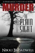 Murder in Plain Sight: A Summer McCloud Paranormal Mystery