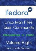 Fedora Linux Man Files: User Commands