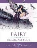 Fairy Companions Coloring Book: Fairy Romance, Dragons and Fairy Pets