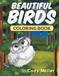 Beautiful Birds Coloring Book