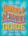 A PAR Educational LLC Presents Games and Activities Guide for Children and Youth