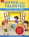 Gifted and Talented Cogat Test Prep: Test Preparation Cogat Level 5/6; Workbook and Practice Test for Children in Kindergarten/Preschool