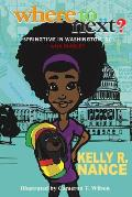 Where To Next?: Springtime in Washington, DC with Marley