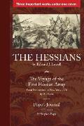 The Hessians: Three Historical Works by Lowell, Pfister, and Popp