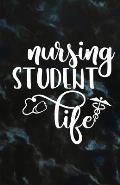 Nursing / Student Nurse Planner 2019, 2020, 2021: Weekly / Monthly Scrubs Cargo Pocket Organizer with Yearly Calendar