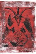 Journal: Red Baphomet/Goat of Mendes