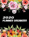 2020 Planner Organizer: Weekly Planner Organizer and Notes 2020