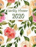 Weekly Planner 2020: Year 2020, Daily and Weekly Planner Organizer, 2020 Calendar