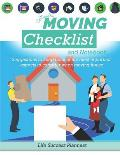 Ultimate moving checklist and Notebook: Suggestions to keep track of the most important aspects to consider when moving house