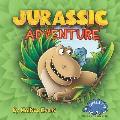 Jurassic Adventure: Dyslexia Friendly Books for Kids