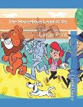 The Marvelous Land of Oz: Large Print