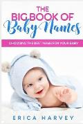 The Big Book of Baby Names: Choosing the Best Name For Your Baby