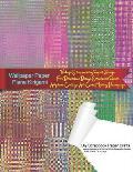 Wallpaper Paper Plane Kirigami Diy Scrapbook Paper Crafts Vintage Background Colorful Sheet Decorative Design Photo Paper Decoupage: Vintage Scrapbook