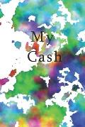 My cash: Document your coins, Professional journal of numismatists, Coin Notebook