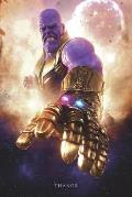 Thanos: Journal (Diary, Notebook)