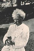 Mark Twain for Cat Lovers: Journal with Blank Lined Papers