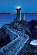 Lighthouse: Petit Minou Lighthouse in Plouzan?, France - Writing Journal - Notebook - Diary - Notepad
