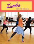 Zumba Notebook
