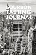 Bourbon Tasting Journal: Whiskey Tasting Logbook, Rating, Flavour Wheel & Colour Slider to Write on - Whisky Connoisseur Handbook - Perfect Gif