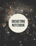 Budgeting Notebook: Weekly and Monthly Budget Planner Expense Tracker Bill Organizer Journal Workbook