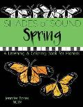 Spring Shades of Sound: A Listening & Coloring Book for Pianists