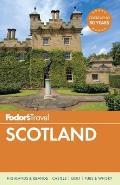 Fodors Scotland 25th Edition