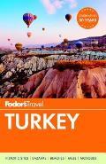 Fodor's Turkey