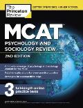 MCAT Psychology & Sociology Review 2nd Edition